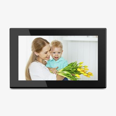 15.6 inch WiFi Digital Photo Frame with Touchscreen IPS LCD Display and 16GB Built-in Memory, Thumbnail