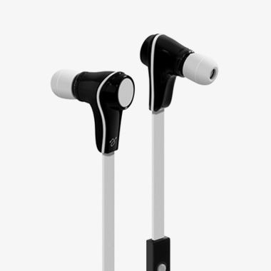 Bluetooth Wireless Sport Earbuds with Built-in Microphone, thumbnail