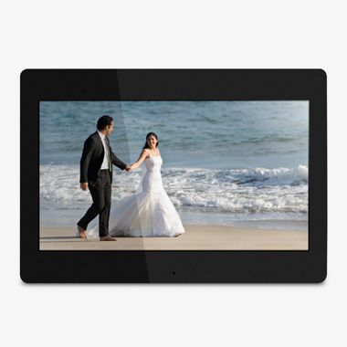 Digital Photo Frame with 4 GB Built-in Memory - 14 inch - thumbnail