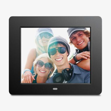 8 inch Digital Photo Frame with Auto Slideshow Feature, thumbnail
