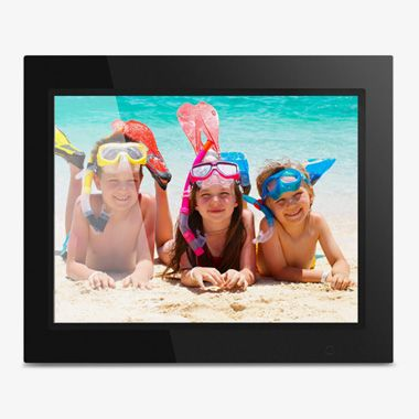 15 inch Digital Photo Frame with 4GB Built-in Memory, thumbnail
