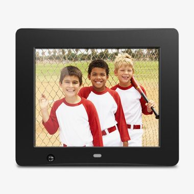 8 inch Digital Photo Frame with Motion Sensor and 4GB Built-in Memory, thumbnail