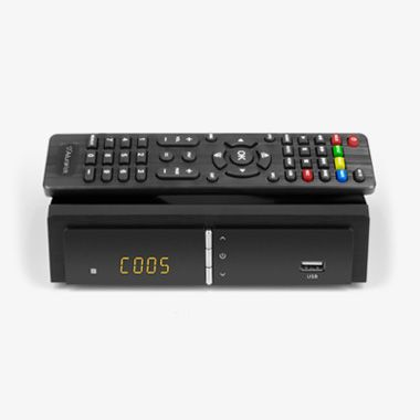 Digital TV Converter Box with Digital Video Recorder, thumbnail