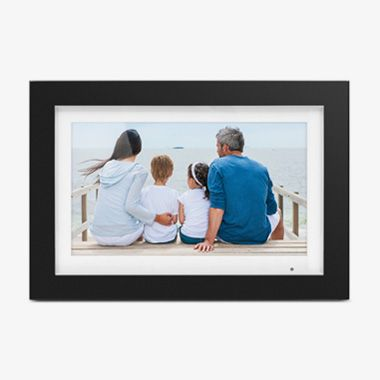 14 inch Digital Photo Frame with 4GB Built-in Memory, thumbnail