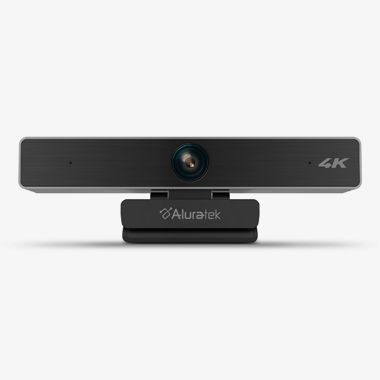 LIVE Pro 4K HD Webcam with 5x Digital Zoom and Dual Stereo Noise Cancelling Mics, thumbnail