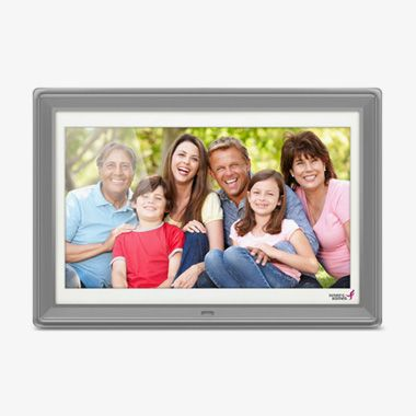 Susan G. Komen 10 inch Digital Photo Frame with 4GB Built-in Memory, thumbnail