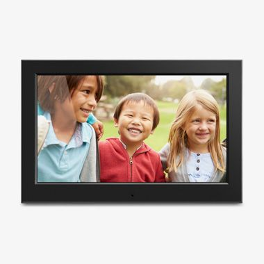 10 inch Slim Digital Photo Frame with 4GB Built-in Memory, thumbnail