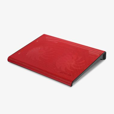 Slim USB Laptop Cooling Pad (Red), thumbnail