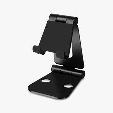 Universal Adjustable Portable Foldable Smartphone and Tablet Stand, thumbnail