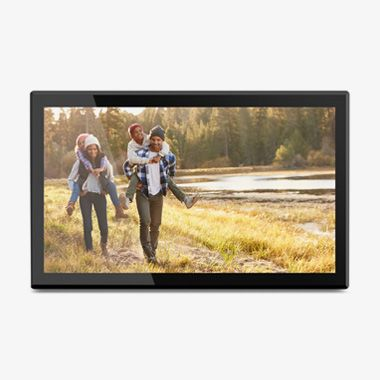 17.3 inch WiFi Digital Photo Frame with Touchscreen IPS LCD Display and 8GB Built-in Memory, thumbnail