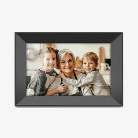 WiFi Touchscreen Digital Photo Frame with Auto Rotation and 16GB Built-in Memory - 8 inch, thumbnail