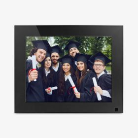 WiFi Touchscreen Digital Photo Frame with Motion Sensor and 16GB Built-in Memory - 9 inch, thumbnail