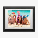 15 inch Digital Photo Frame with White Matte and 2GB Built-in Memory, thumbnail