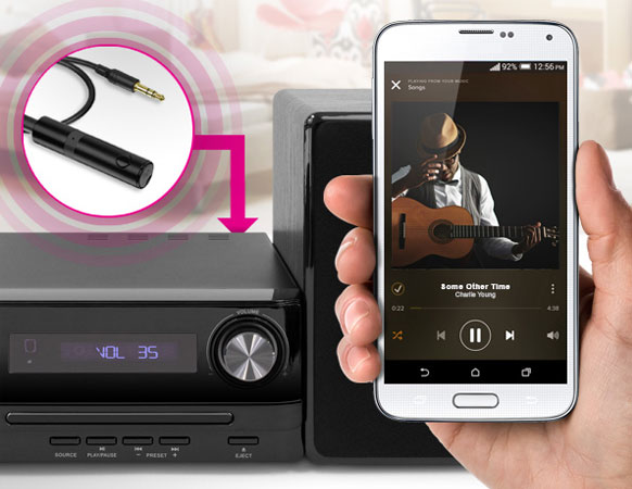 Bluetooth Enable Your Audio Devices