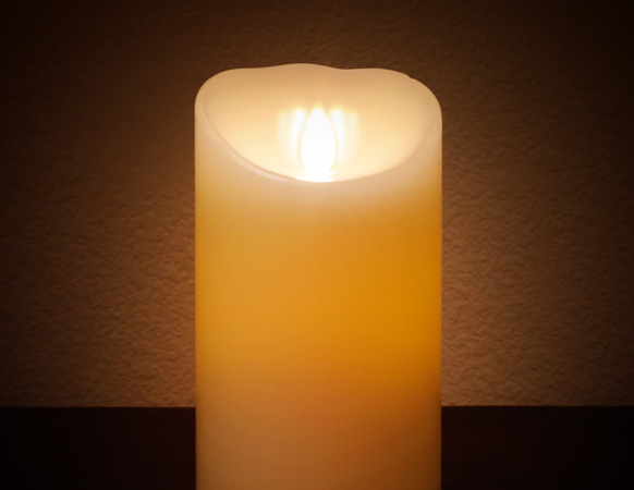 Realistic Candle Light