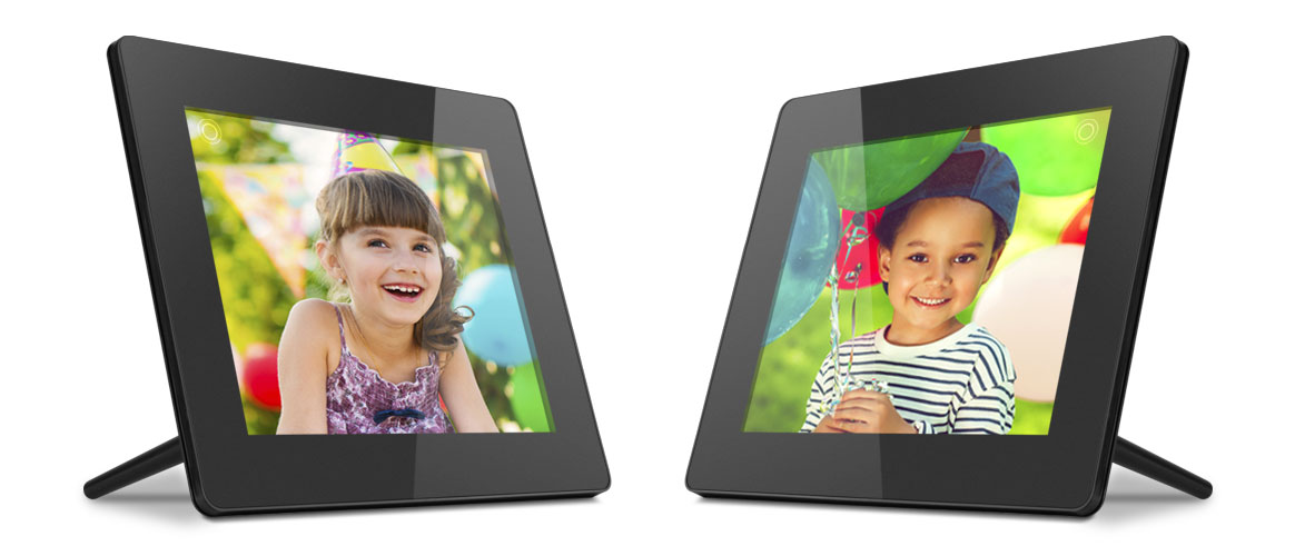 A Digital Photo Frame is the Perfect Birthday Gift