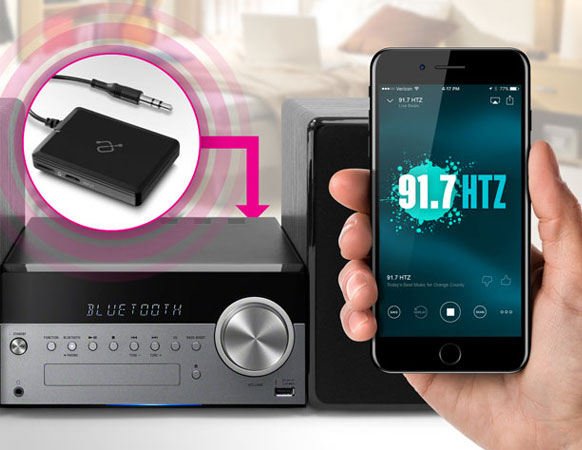 Bluetooth Enable Home Stereos