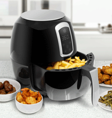 Healthy Cuisine appliances