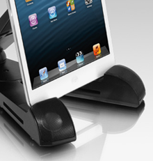 Bluetooth Tablet Stand