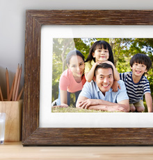 8 inch digital frame