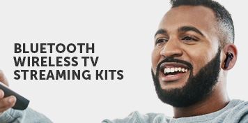 Bluetooth TV Streaming Kits